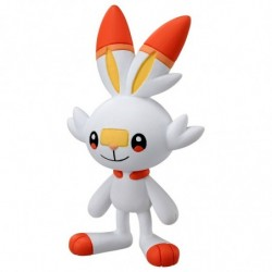 Figure Moncolle MS-04 Scorbunny japan plush