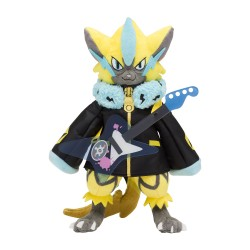 Peluche Zeraora Pokémon Band Festival japan plush