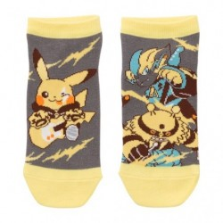 Chaussettes courtes Pokémon Band Festival EL japan plush