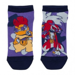 Chaussettes courtes Pokémon Band Festival DA japan plush