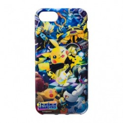 Coque Smartphone iPhone 8/7/6s/6 Pokémon Band Festival japan plush