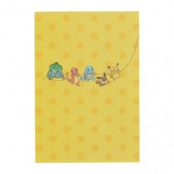 Greeting Card Celebration Pokemon 151 japan plush