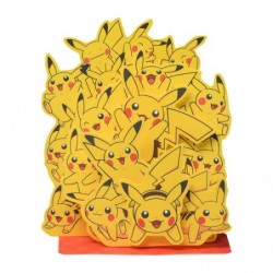 Greeting Card Celebration Many Pikachu japan plush
