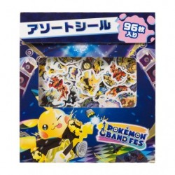 Stickers Pokémon Band Festival japan plush