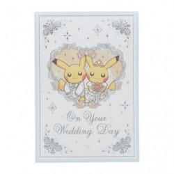 Greeting Card Wedding Pikachu