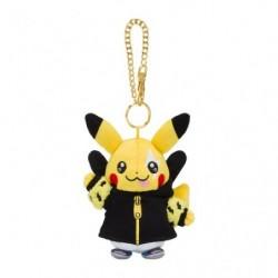 Peluche Porte-clés Pokémon Band Festival Pikachu
