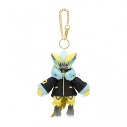 Plush Keychain Pokémon Band Festival Zeraora japan plush