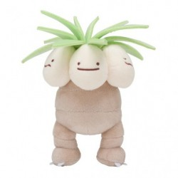 Plush Ditto Transformation Exeggutor japan plush