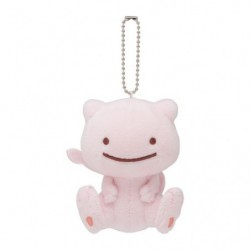 Plush Keychain Ditto Transformation Mew japan plush