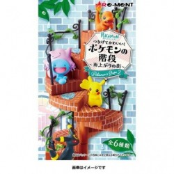 Figurine Pokemon Stairs 2 After the Rain japan plush