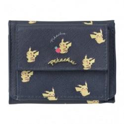 Porte Feuille Compact Pikachu Zuri japan plush