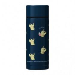 Mini Bouteille Acier Inoxydable Pikachu Zuri japan plush