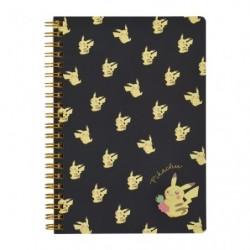 B6 Ring Note Pikachu Zuri japan plush