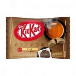 Kit Kat Mini Houji Tea japan plush