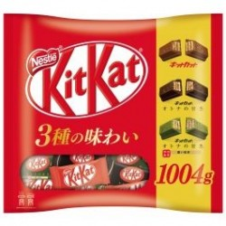 Kit Kat Mini Variety Big Pack japan plush