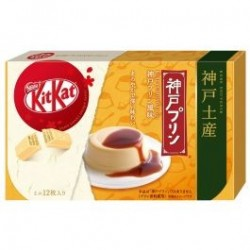 Kit Kat Mini Kobe Pudding japan plush