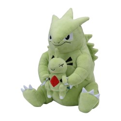 Plush Tyranitar Larvitar Pokémon Evolution japan plush