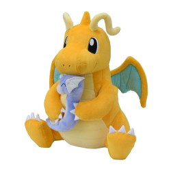 Plush Dragonite Dratini Pokémon Evolution japan plush