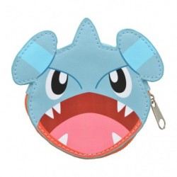 Coin case Gible Pokémon Evolution japan plush