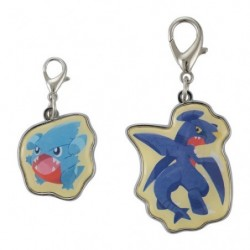 Keychain Gible Garchomp Pokémon Evolution japan plush