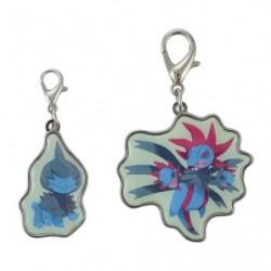 Porte-clés Solochi Trioxhydre Pokémon Evolution japan plush