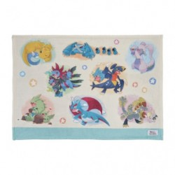 Couverture Pokémon Evolution japan plush