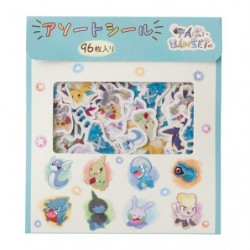 Seal Set Pokémon Evolution japan plush