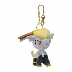Plush Keychain Jangmo-o Pokémon Evolution japan plush