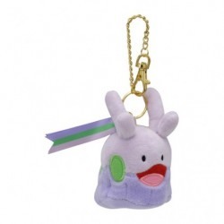 Plush Keychain Goomy Pokémon Evolution