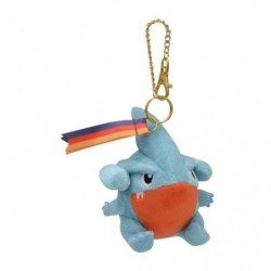Plush Keychain Gible Pokémon Evolution