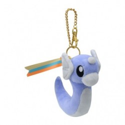 Plush Keychain Dratini Pokémon Evolution