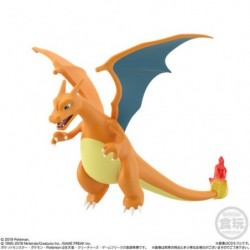 Figurine Dracaufeu Pokémon Scale World japan plush