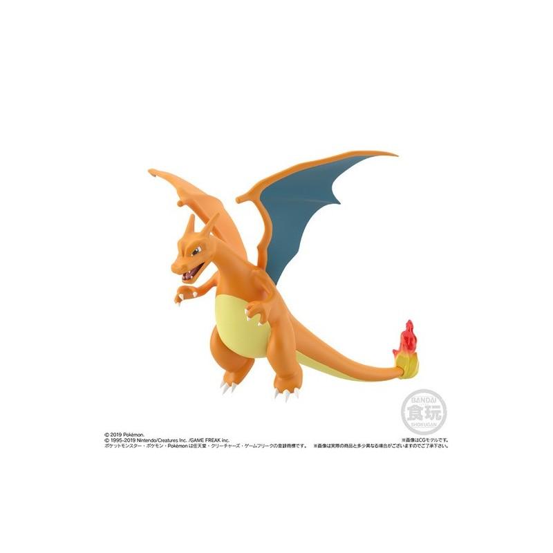 Figurine Dracaufeu Pokémon Scale World