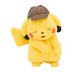 Plush Detective Pikachu Sad japan plush