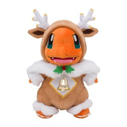 Charmander Christmas 2019 japan plush