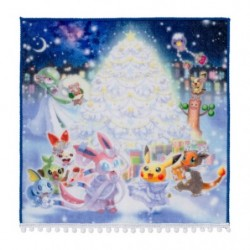 Hand towel Pokémon Frosty Christmas japan plush