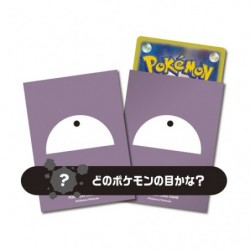 Card Sleeves Eye 109 Pokémon TCG japan plush