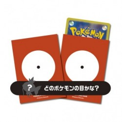 Card Sleeves Eye 129 Pokémon TCG japan plush