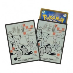Card Sleeves Caricature Pokémon TCG japan plush