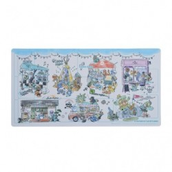 Tapis de jeu caoutchouc World Market Pokémon TCG japan plush