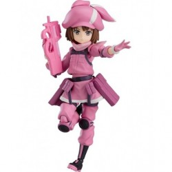 figma LLENN Sword Art Online Alternative Gun Gale Online japan plush