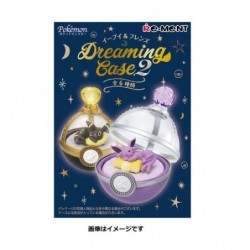 Dreaming Case 2 Eevee and Friends japan plush