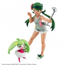 Figure G.E.M. series Pokemon Star Mao and Steenee