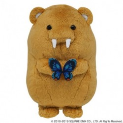 Plush Final Fantasy XIV Giant Beaver japan plush