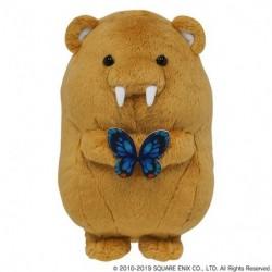 Plush Final Fantasy XIV Giant Beaver japan plush