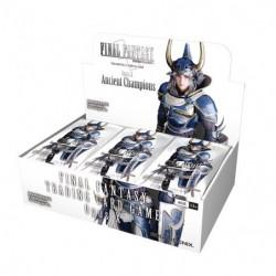 Box Display Carte FF-TCG OpusX Ancient Champions Anglais japan plush