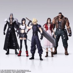Figure Final Fantasy VII Remake Trending Art