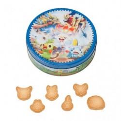 Face Cookie Pokémon Sword Shield japan plush