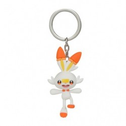 Keychain Scorbunny japan plush