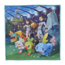 Serviette en microfibre Ligue Pokémon Galar japan plush